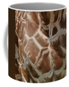 Giraffe Patterns Coffee Mug
