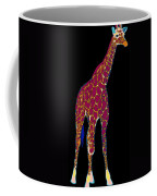 Giraffe Pop Art Coffee Mug