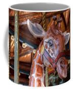 Giraffe Ride Coffee Mug