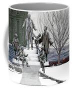 Girard And His Orphans Coffee Mug
