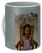 Girl From The Mountain Kingdom Coffee Mug