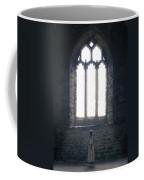 Girl In Chapel Coffee Mug by Joana Kruse