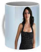 Girl On The Go Coffee Mug