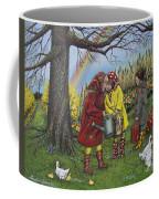 Girls Are Better Coffee Mug by Linda Simon
