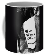 Girl's Demand Excitement Homage Helldorado Days Tombstone Arizona  1931-1980 Coffee Mug