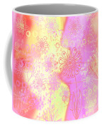 Girlz Only Abstract Coffee Mug