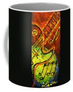 Gitar Coffee Mug