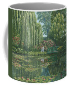 Giverny Reflections Coffee Mug