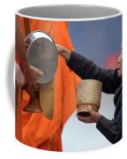 Giving Back Coffee Mug