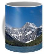 Glacier National Park Mountain Coffee Mug