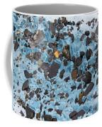 Glacial Gold Coffee Mug