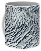 Glacier Abstract Coffee Mug