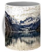 Glacier Bay Landscape - Alaska Coffee Mug