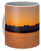 Glacier Bay Sunrise Coffee Mug