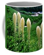 Glacier Beargrass Swiftcurrent Pass Coffee Mug