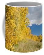Glacier Fall Color Ridge Coffee Mug
