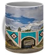 Glacier National Park East Gate Coffee Mug