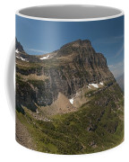 Glacier National Park Panorama Coffee Mug
