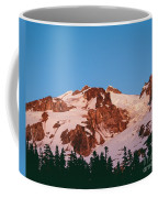 Glacier Peak At Kennedy Ridge Coffee Mug