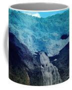 Glacier Waterfall Coffee Mug