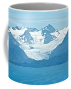 Glaciers In Kenai Range Over Kachemak Bay In Homer-ak- Coffee Mug