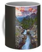 Glaciers Wild Coffee Mug