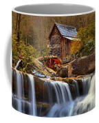 Glade Creek Cascades Coffee Mug