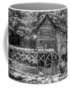 Glade Creek Grist Mill Bw Coffee Mug