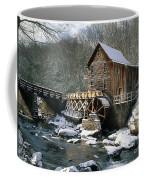Glade Creek Grist Mill In West Virginia Coffee Mug