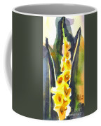 Gladiolas In Wintertime Coffee Mug