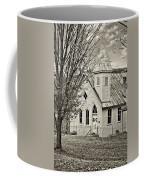 Glady Presbyterian Sepia Coffee Mug