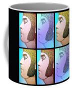 Glam Rocker Collage  Coffee Mug