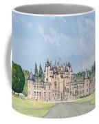 Glamis Castle Tayside  Coffee Mug