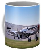 Glamorous Gal - P51 Coffee Mug