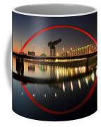 Glasgow Clyde Arc Bridge Coffee Mug