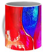 Glass Abstract 606 Coffee Mug