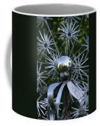Glass Art Coffee Mug