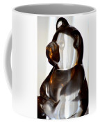 Glass Bear Coffee Mug