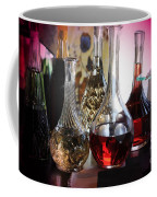 Glass Decanters And Glasses Coffee Mug