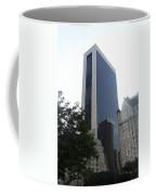 Glass Facade Reflection II Coffee Mug