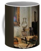 Glass Lamp And Stereopticon Coffee Mug
