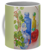 Glass Reunion Coffee Mug