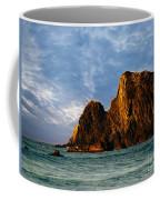 Glass Rocks Coffee Mug