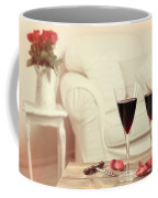 Glasses Of Red Wine Coffee Mug