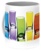 Glasses-rainbow Theme Coffee Mug