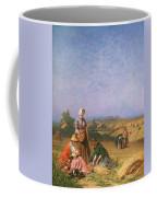 Gleaning Coffee Mug