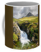 Glen Brittle Waterfall Coffee Mug