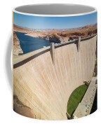 Glen Canyon Dam Coffee Mug
