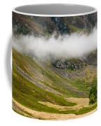 Misty Mountain Landscape Coffee Mug