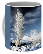 Glencoe Winter Landscape Coffee Mug by Grant Glendinning